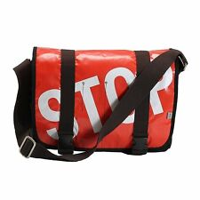 Ducti Laptop Messenger Bags - Utilitarian Electronics Accessories - Stop - Red