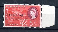 Kenya-U-Tanganyika 1960 5/- Official MNH #02c WS15154