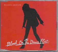 MICHAEL JACKSON - Blood On The Dance Floor - CDMS - MiniMax - 1997 - 6644625 UK