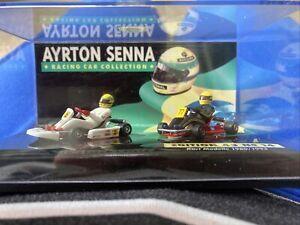 Aryton Senna Edition 43 No.14 Kart Modelle