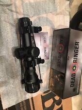Dead Ringer 2.5mm X 20mm Scope Shotgun / Rifle / Tactical Scope Fits All Guns