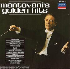 MANTOVANI & HIS ORCHESTRA - Mantovani's Golden Hits (WG 12 Tk 1992 CD Album)