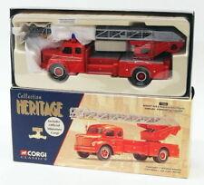 Véhicules de pompiers miniatures rouge pour Berliet