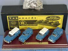 """Lledo Vanguards Gift Set no. RAC 1004 Veicolo """"RAC."""" RACCOLTA E plinto Nuovo di zecca con scatola"""