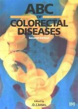 ABC: ABC of Colorectal Diseases (1998, Paperback, Revised)