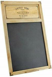 Lesser & Pavey Vintage Home Sweet Home Wooden Blackboard LP27749