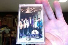Los Yaquis- Rompiendo el Silencio- new/sealed cassette tape