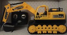 Large Construction Engineering Radio Remote Controlled Machine Digger Truck TOY
