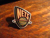 b0855f18c New Jersey Nets Lapel Pin - Vintage New York Brooklyn NBA Basketball Team  Player
