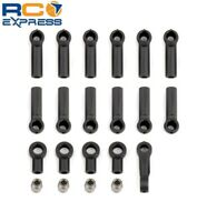 Associated Ball Cups, Rod Ends and Steering Link ASC91469