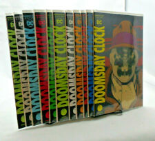 DOOMSDAY CLOCK #1 2 3 4 5 6 7 8 9 10 11 DC COMICS WATCHMEN