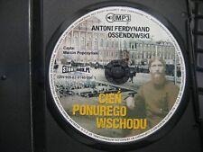 /Audiobook CD A.F.Ossendowski CIEN PONUREGO WSCHODU
