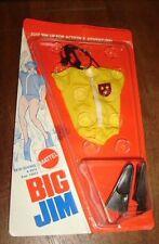 1973 Mattel Big Jim Skin Diving Accessories MOC 8855/ASST. # 8853 Vintage Outfit