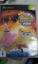 the spongebob squarepants movie xbox