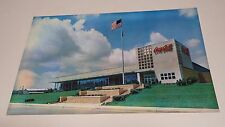 Vintage Coca Cola Post Card..Coca Cola Bottling Co..Memphis, Tenn.