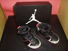 Boy's Jordan 1 Flight 2 Bt / Michael Jordan Nike Sneakers 6C EX Condition