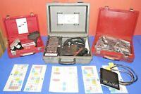 Rotunda T83L-50-EEC-IV Ford 60 Pin Breakout Box Adapter Box 3 Adapters OTC 3225