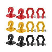 Metal RC Trailer Hook Replacement Parts Accessory Fit For 1/10 RC Crawler A V1X5