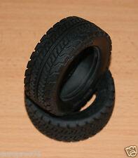 Tamiya 58178 Honda CR-V/Landfreeder/Amarok, 9805543/19805543 Tyres/Tires (2 Pcs)