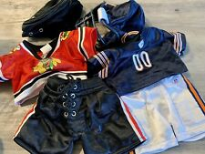 Chicago Bears Chicago Blackhawks Build A Bear Clothing