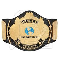 WWF World Heavyweight winged Eagle Wrestling Championship Adult Replica Belt