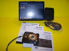 Panasonic Lumix DMC - LS 75 Digital Kompaktkamera  # Restposten