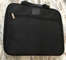 New Jos. A Bank Black Business Briefcase Computer Case