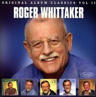 ROGER WHITTAKER - ORIGINAL ALBUM CLASSICS,VOL.2  5 CD NEU