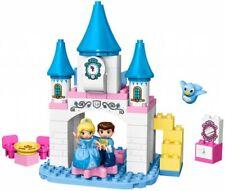 EUC Lego DUPLO 10855 Disney Princess Cinderella's Magical Castle 100% complete