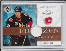 06-07 Artifacts Chuck Kobasew Frozen Artifacts Jersey #d/250