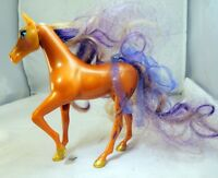 """vintage Pony Horse toy 6"""" with green diamond   - Free Shipping USA"""