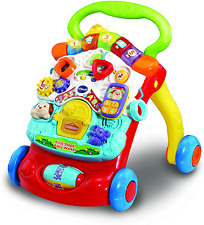Vtech Baby Walker, Multi-Coloured Encourage your baby take their first steps NEW