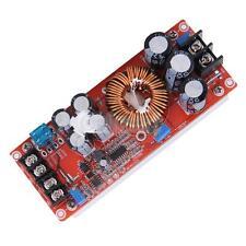 1200W DC Boost Converter fuente de alimentación 8-60V 12V paso hasta 12-83V