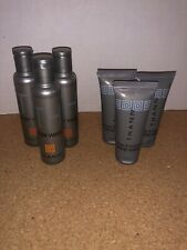 Thann Body Wash & Hand Wash Lot of 6 - Travel Size - Tangerine Orange Aromatic