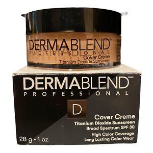 Dermablend Cover Creme Broad Spectrum SPF 30 - MEDIUM BEIGE 35C Chroma 2 1/2