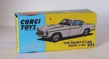 """Repro box CORGI Nº 258 the """"saint's"""" car"""