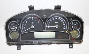 Genuine Holden WK Caprice Dash Cluster V8 5.7L - Black