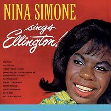 NEW CD Album Nina Simone - Sings Ellington (Mini LP Style Card Case)