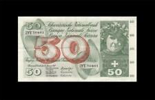 15.1.1969 SWITZERLAND 50 FRANKEN **ZURICH** (( EF ))