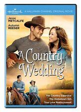 A COUNTRY WEDDING New Sealed DVD Hallmark Channel