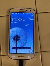 Samsung Galaxy SIII S3 16GB Smartphone-White-Sprint-Bundle