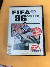 FIFA Soccer '96 TESTED SOCCER (Sega Genesis, 1995) SG MLSCASE/ARTWORK No Manual