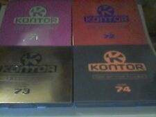 Kontor  Vol.53,54,56,57,58-65,66,67,68,69, 70,71,72,73,74 ,,,21  doppel Cds