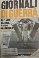GIORNALI DI GUERRA N.26