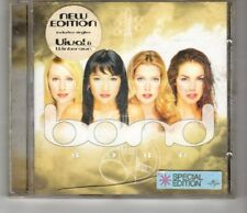 (HO684) Bond, Born - 2001 CD