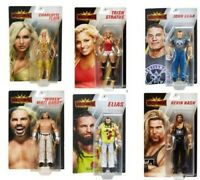 "MATTEL WWE WRESTLEMANIA CORE 6"" ACTION FIGURES - CHOICE OF 6 CHARACTERS - NEW"