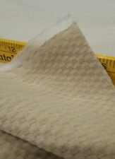 Off White Soft Upholstery Heavy Home Decor Fabric 48 x 28