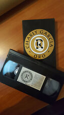 "CHARLY GARCIA ""ORO"" RARE VHS ARGENTINA 1995 / LEON GIECO - AZNAR - SPINETTA"