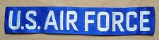 Patch: U.S. AIR FORCE Title PATCH (NEW*)