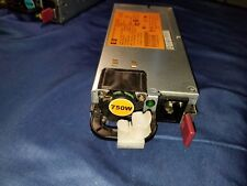 HP Proliant POWER SUPPLY DPS-750RB 750W  506822-101 511778-001